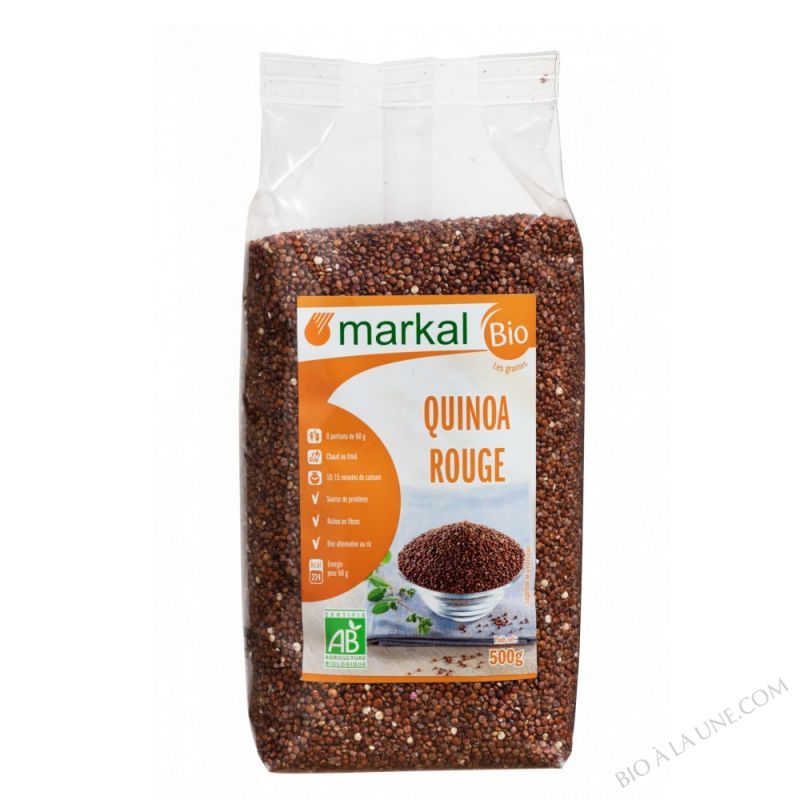 Quinoa real rouge