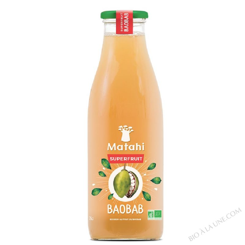 Matahi Superfruit Baobab - 75cl