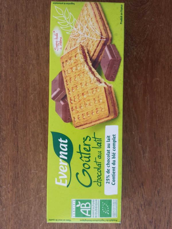 GOUTERS CHOCOLAT AU LAIT 225GR