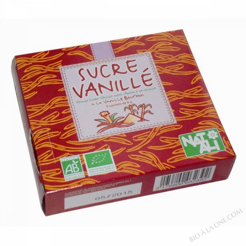 Sucre Vanille 8 sachets x 8 grammes