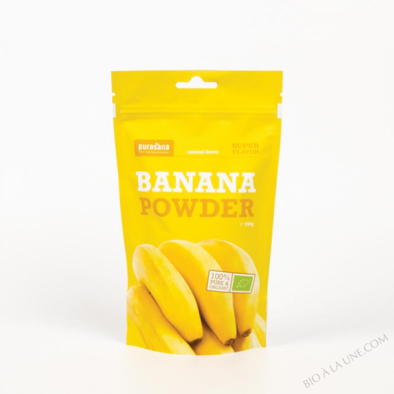 Poudre de Banane - 250g