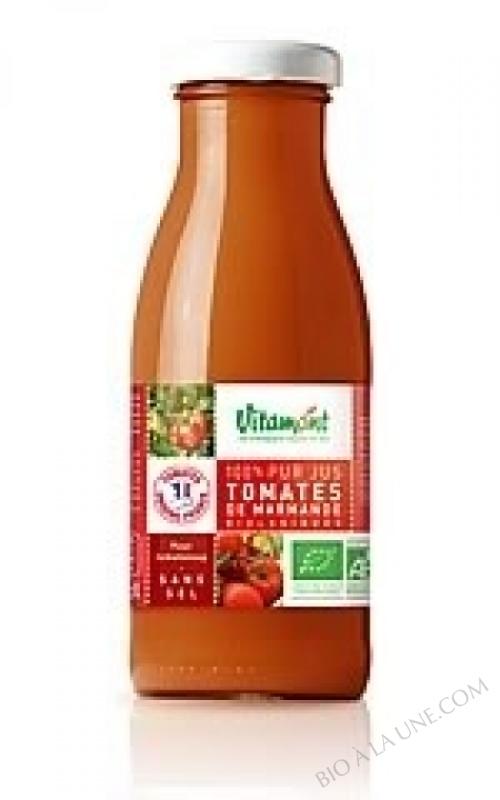 Mini Pur Jus de Tomates Bio 25cL