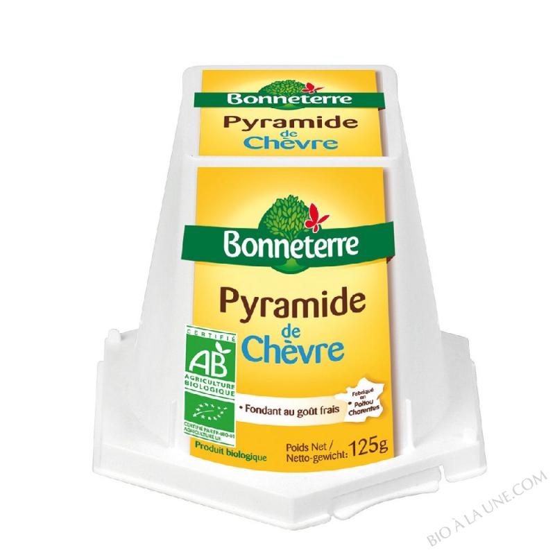 PYRAMIDE DE CHEVRE - 125 G