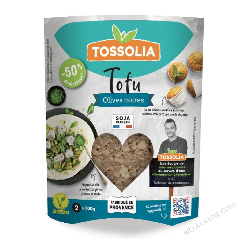 TOFU OLIVES TOSSOLIA