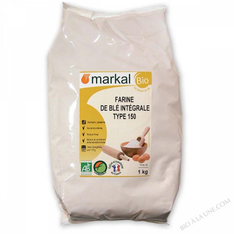 Farine de Ble T150 - 1kg