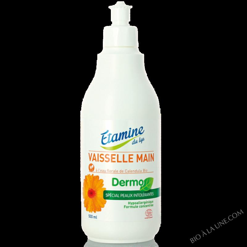 Vaisselle main Ecologique Dermo 500 ml