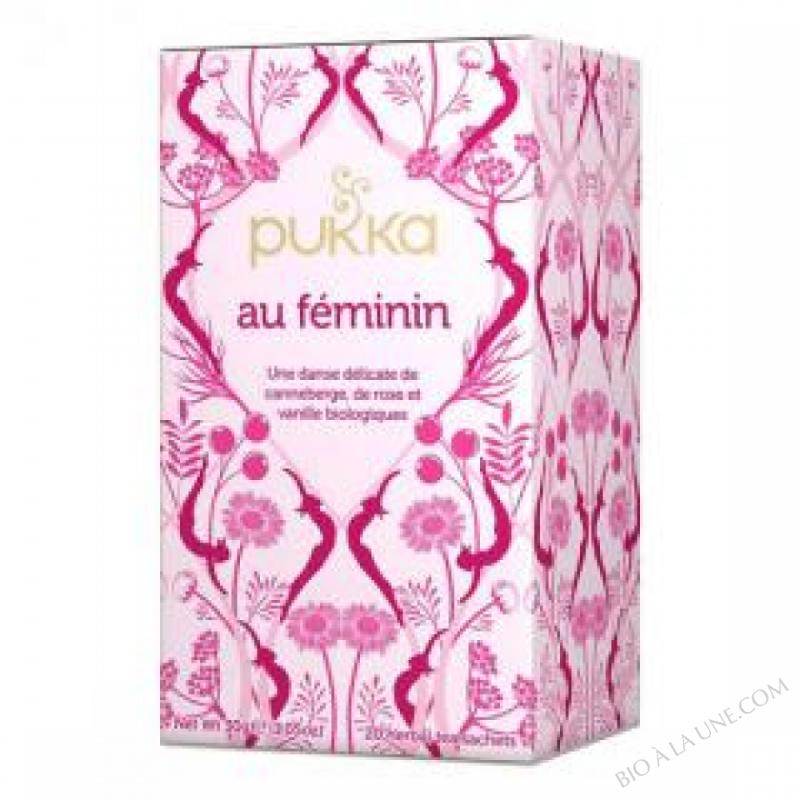 Tisane Au Feminin BIO x 20 Sachets