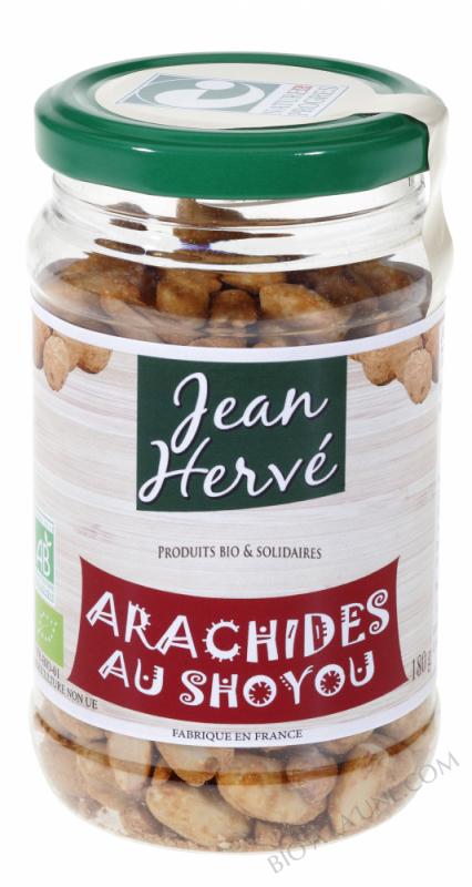 Cacahuetes au Shoyou - 180g