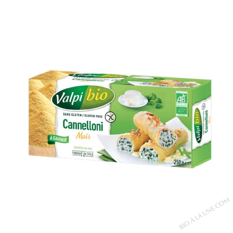 CANNELLONI MAIS VPB - 250g