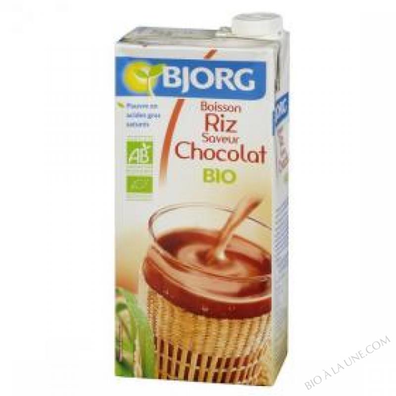 Boisson vegetale riz chocolat 1L