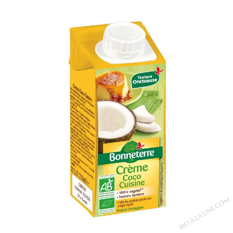 Crème Coco Cuisine