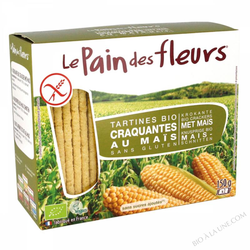 Tartines craquantes Maïs Riz 150g