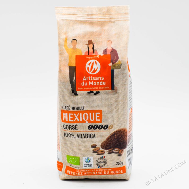 CAFÉ MEXIQUE MOULU - 250G
