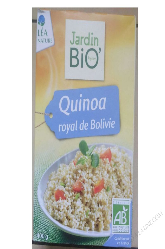 quinoa royal de bolivie
