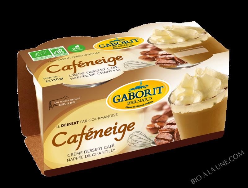 CAFÉNEIGE 2X110G