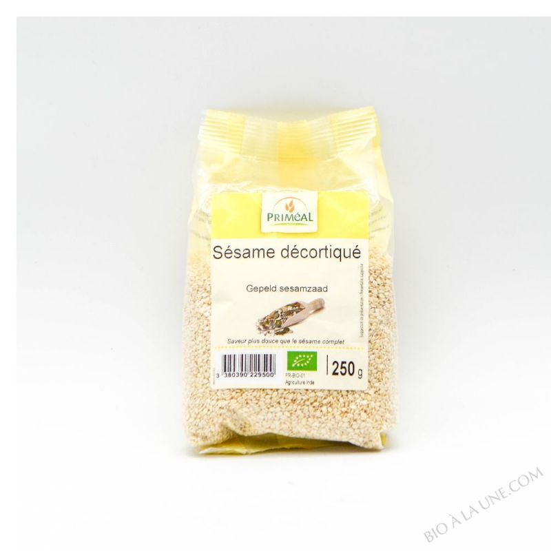 Sesame Decortique 250 g
