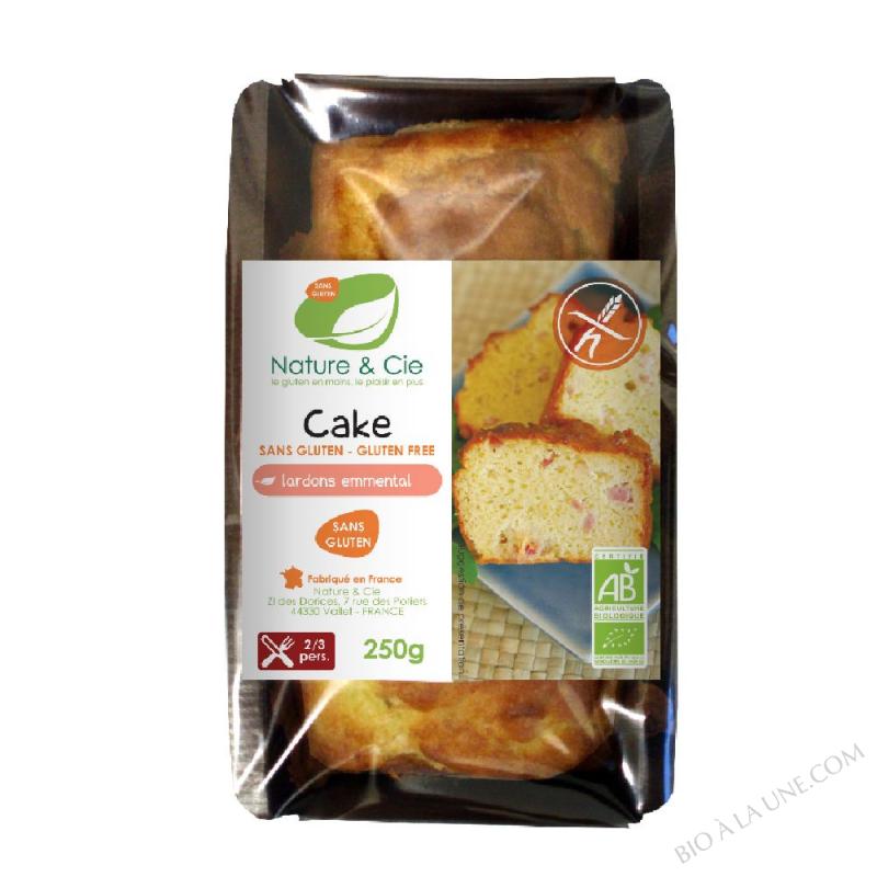 CAKE LARDONS EMMENTAL - 250G