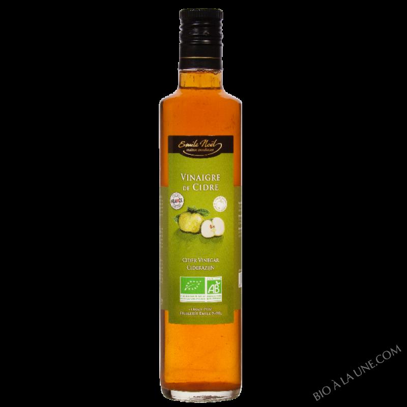 Vinaigre de Cidre 5° pommes entières bio-  500ml
