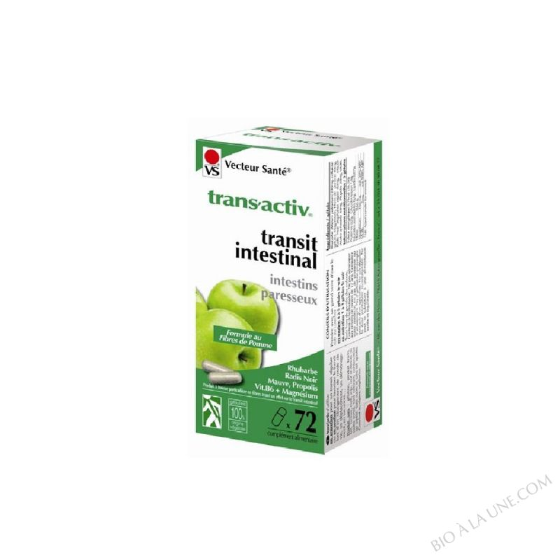Trans'activ intestins paresseux 72 gel