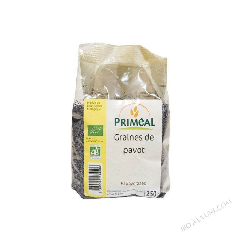 Graines de Pavot 250 g