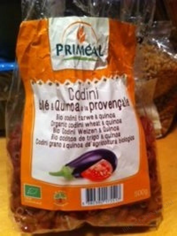 Codini Quinoa Goût Provençal