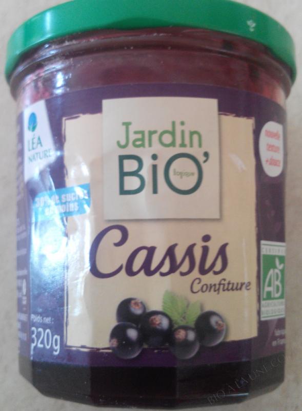 Confiture Cassis- 320 g