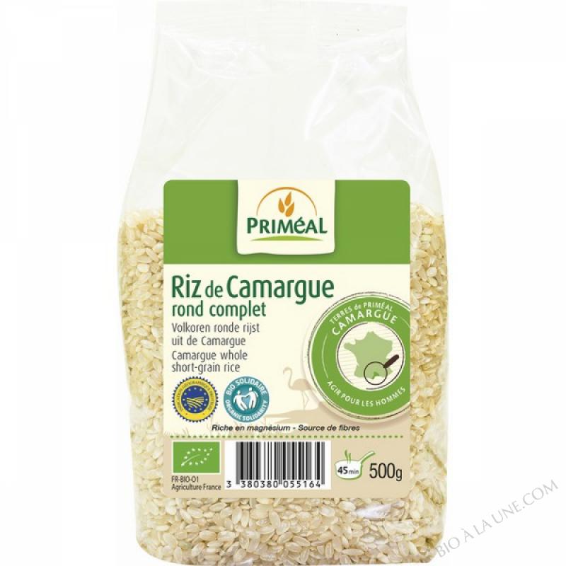 Riz Rond Complet de Camargue 500g