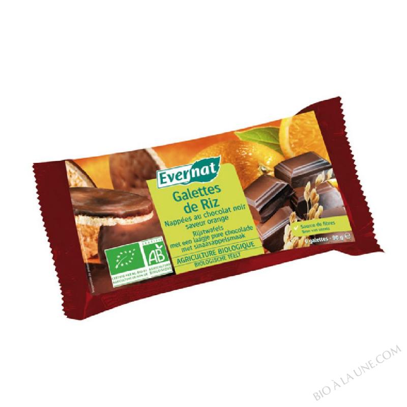 GAL. RIZ CHOCO ORANGE 100G EVERNAT