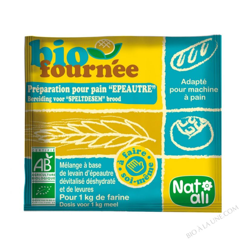 Biofournee epeautre 35g