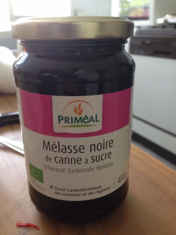 mélasse noire  - 450 g