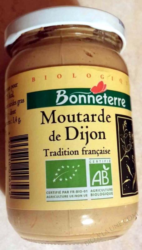 MOUTARDE DE DIJON - 200 G