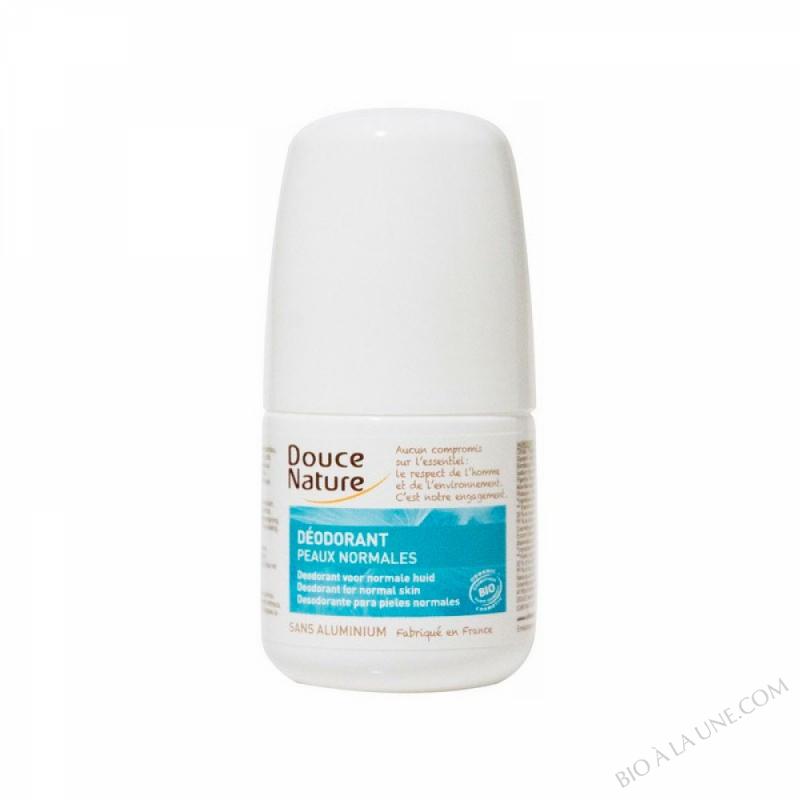 Deodorant peaux normales SANS ALUMINIUM - Bille