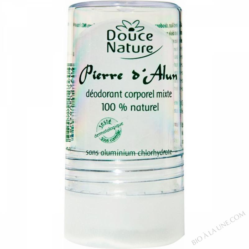 Deodorant corporel Pierre d'Alun 60g