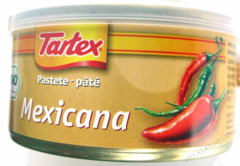 Tartinade Mexicaine 125gr