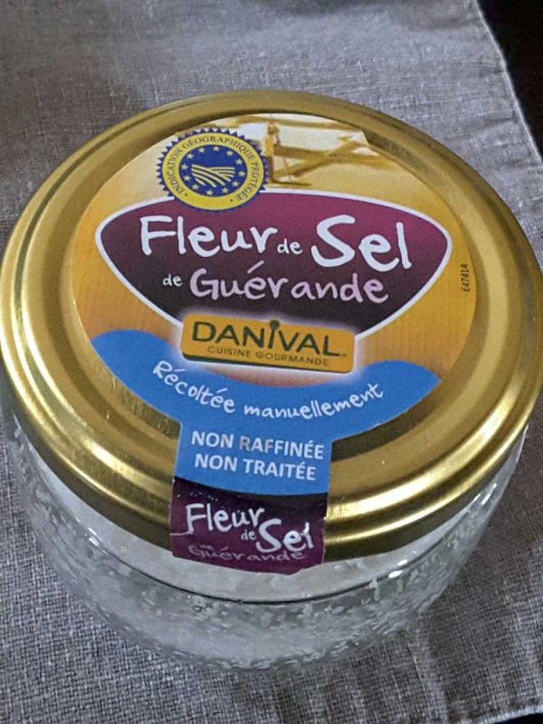Fleur de sel de Guérande - 80 g