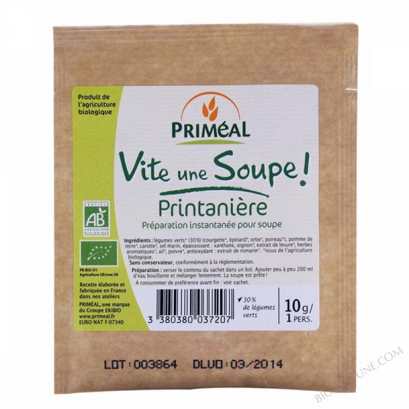 Soupe Printaniere