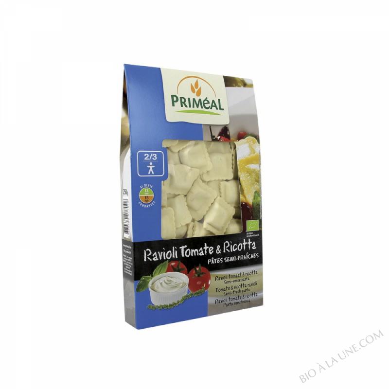 ravioli tomate – fromage  - 250 g