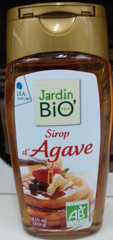 Sirop d'agave 250 ml