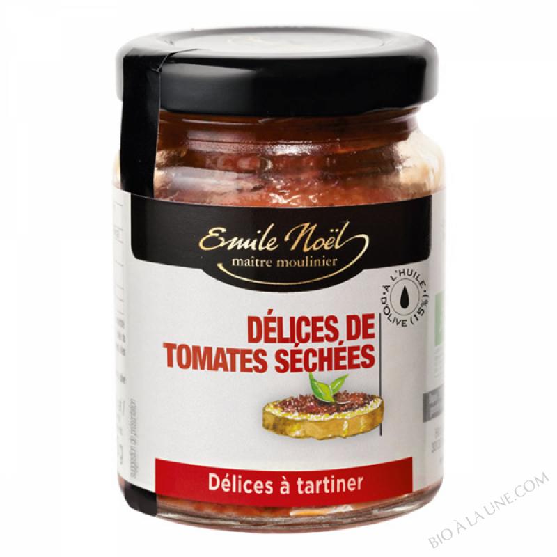 Délice de tomates séchées bio - 90g