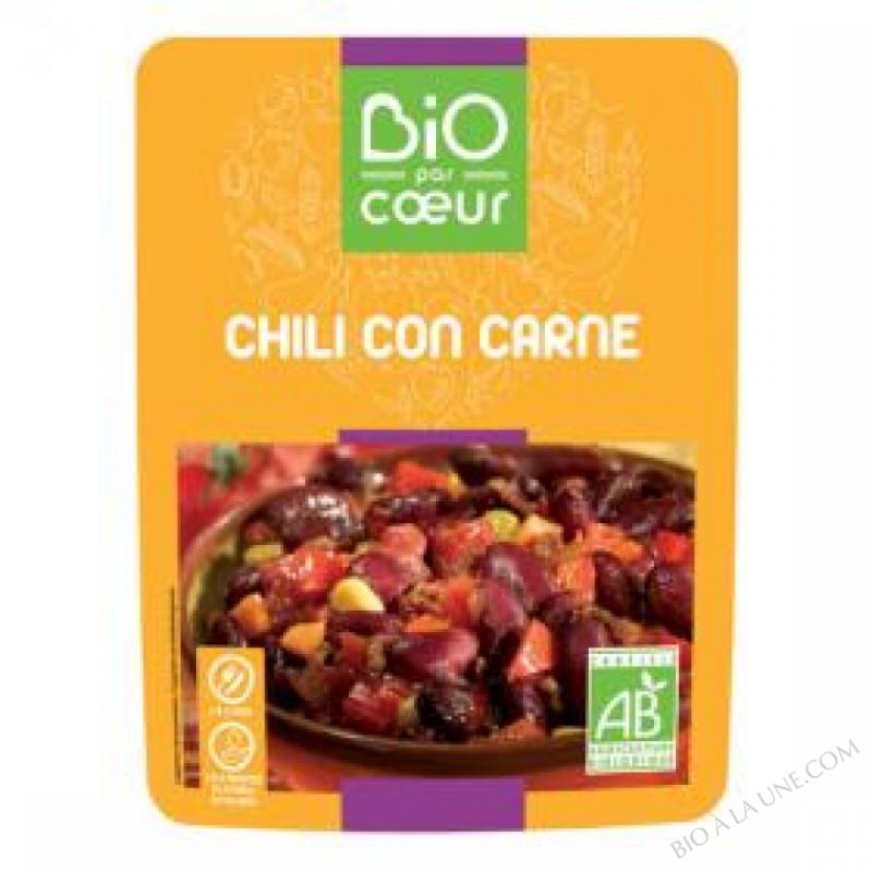 CHILI CON CARNE BIO 250G