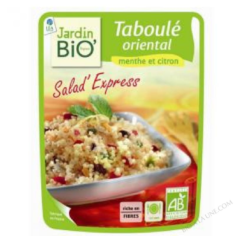 SALAD' EXPRESS - TABOULE ORIENTAL 220GR