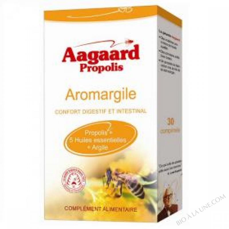 Aagaard Propolis Aromargile 30 Comprimés