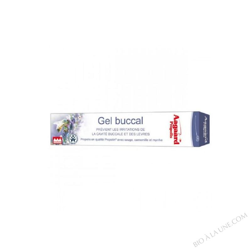 GEL BUCCAL 20ML AAGAARD