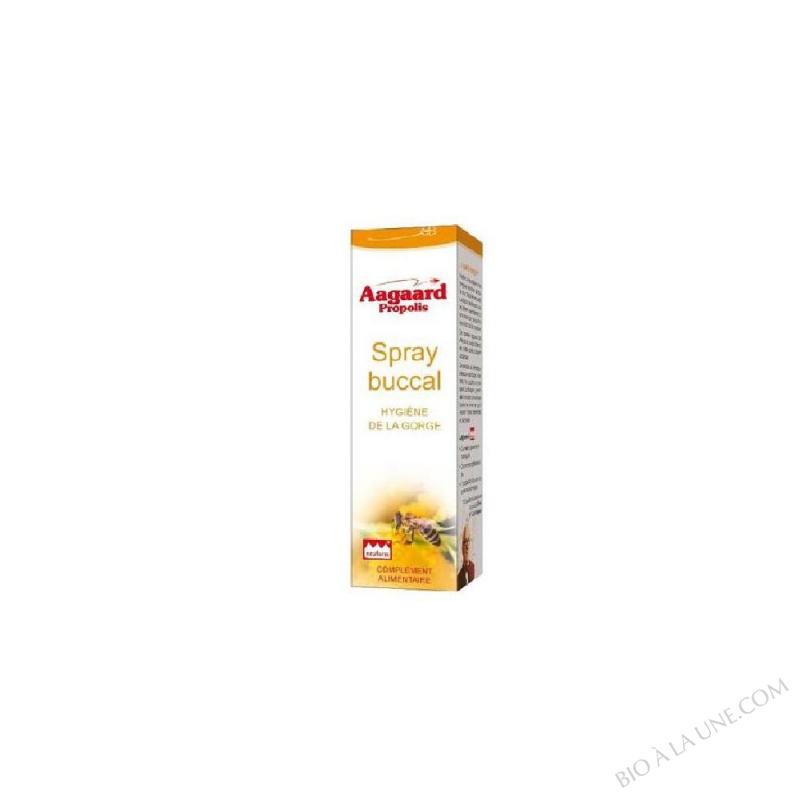 SPRAY BUCCAL 15ML AAGAARD