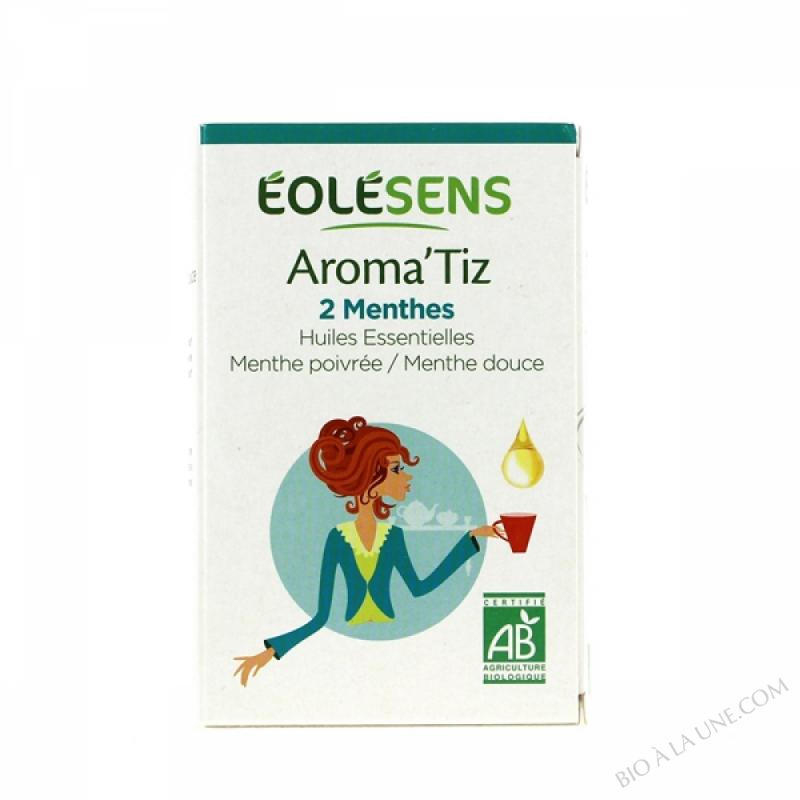 Aroma'Tiz 2 Menthes 30 G