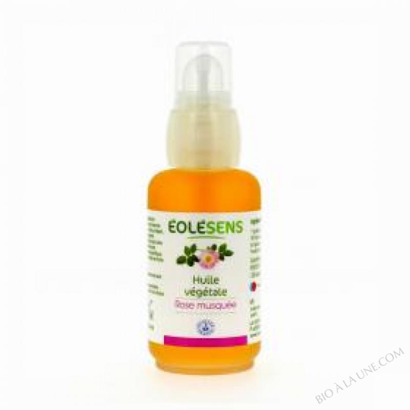 Huile vegetale de Rose musquee - 50ml