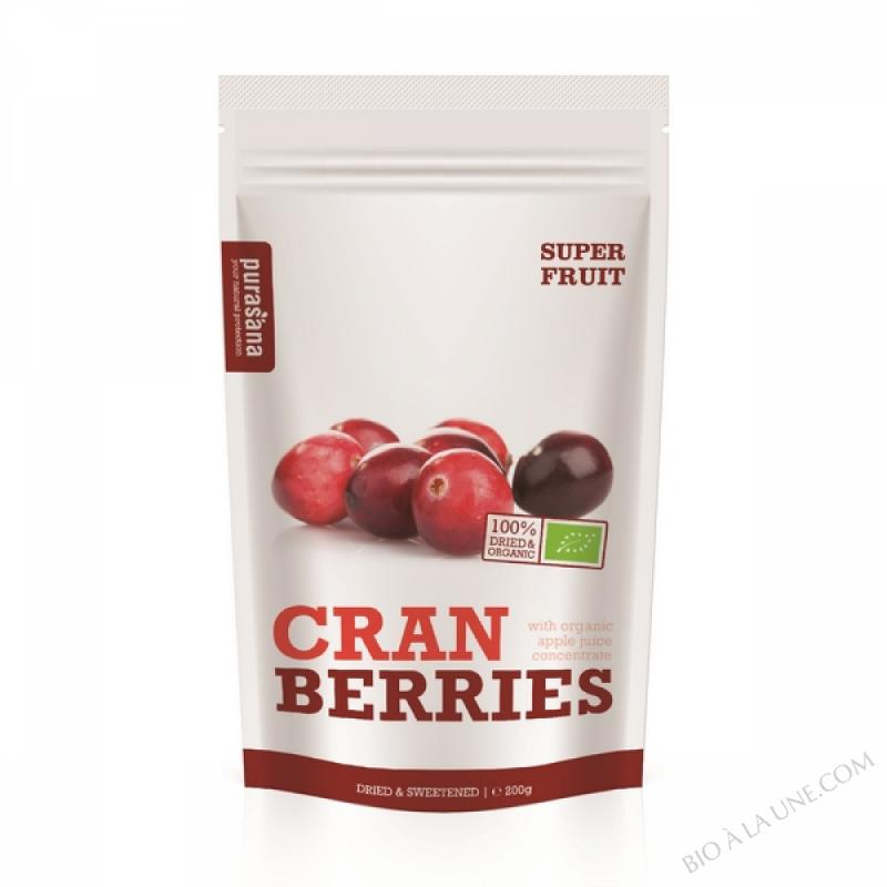 Cranberries Bio 200 Gr