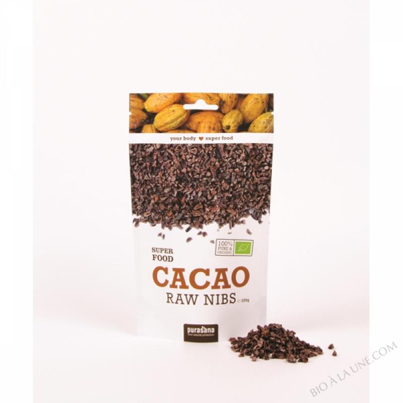 Eclats De Feves - Noyaux De Cacao 200 Gr
