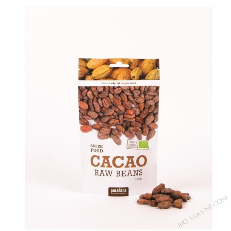 Feves De Cacao 200 Gr