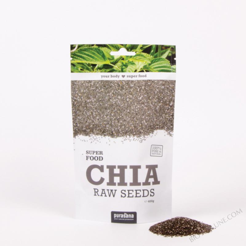 Graines de Chia - 400g